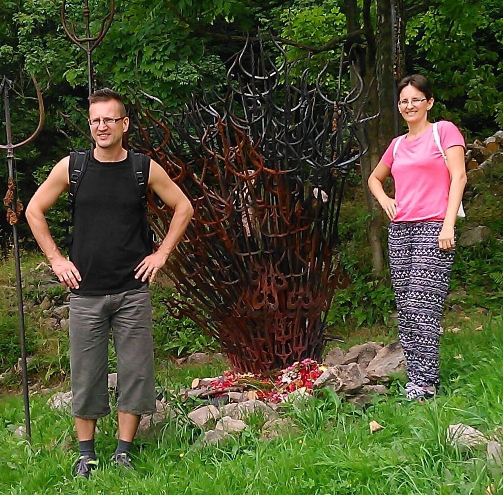 Karina i Andrzej Babkiewiczowie