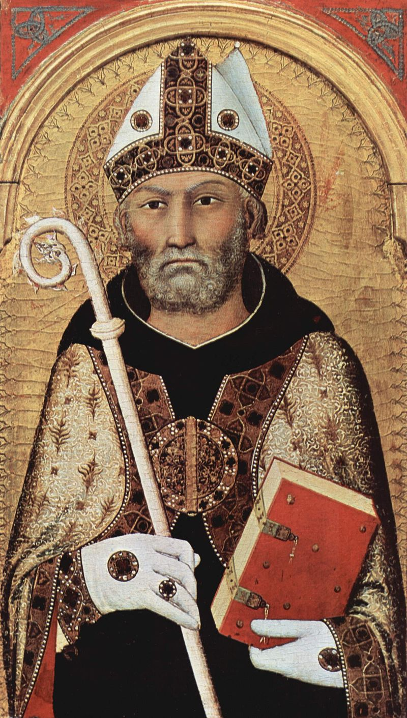 Αποτέλεσμα εικόνας για św augustyn z hippony