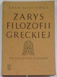Sceptycyzm grecki od Talesa