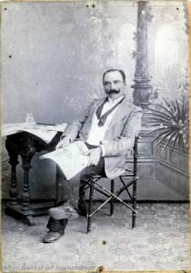 Maurycy Kisielnicki ok 1900