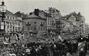 rewolucja1905-Krakowskie Przedmieście 27 w Warszawie2